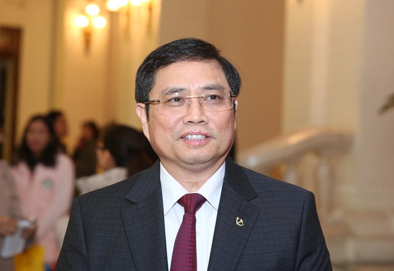State President Nominates Pham Minh Chinh As Candidate For Prime Minister - ảnh 1